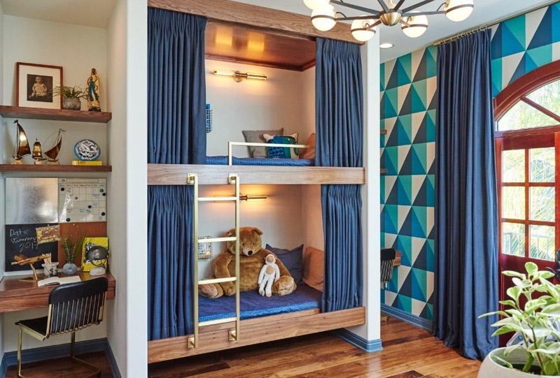 Bunk Bed Ideas For Small Bedroom