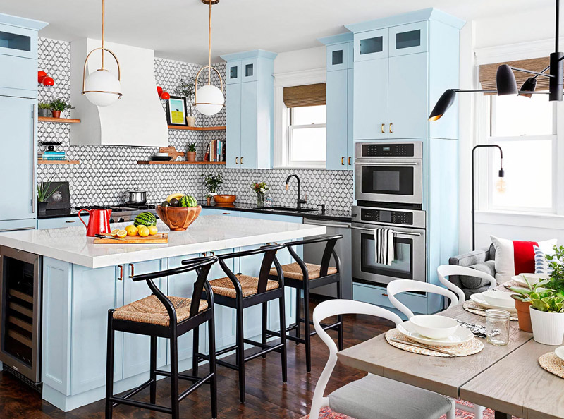 Dining And Kitchen Renovation