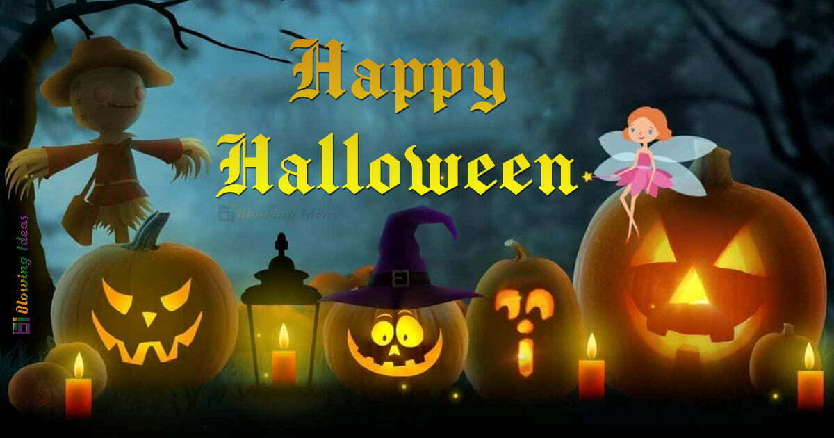 Best Scary Halloween Wishes Greetings
