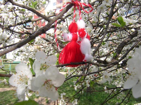 Piżo i Penda - symbol wiosny i miłości