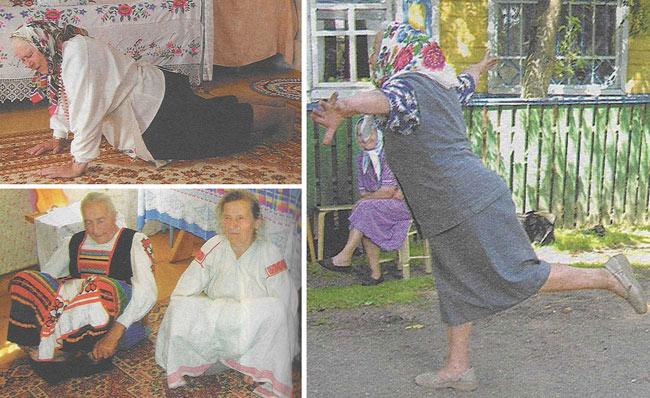 słowiańska gimnastyka