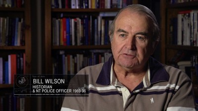 Bill Wilson with super