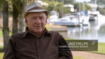 Jack Phillips with super