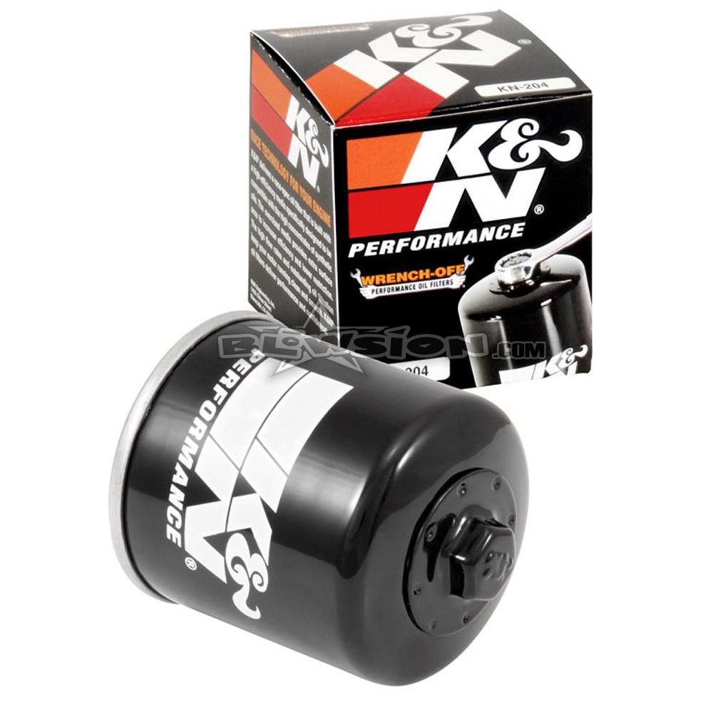 Blowsion K Amp N Oil Filter Kn 204