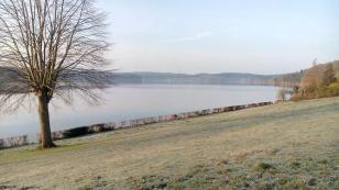 Vier Tage am Möhnesee