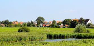 Durgerdam Landseite - - 5 km außerhalb der Stadt