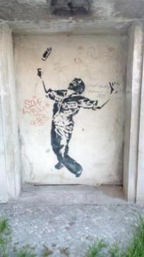 Graffiti überall