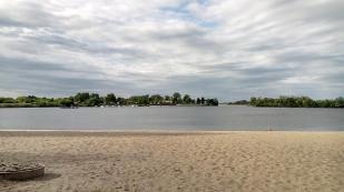 Strand am kleinen Breetzsee