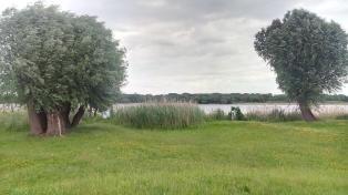 Am Rande der Havelinsel