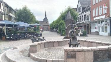 Münchhausen-Brunnen