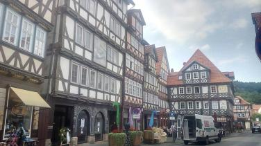Hannoversch Münden – Hier beginnt die Weser
