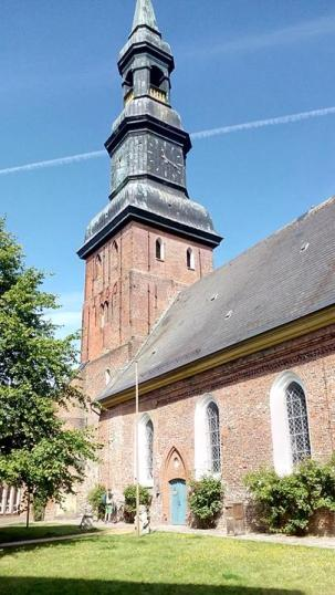 Die Kirche St. Laurentius
