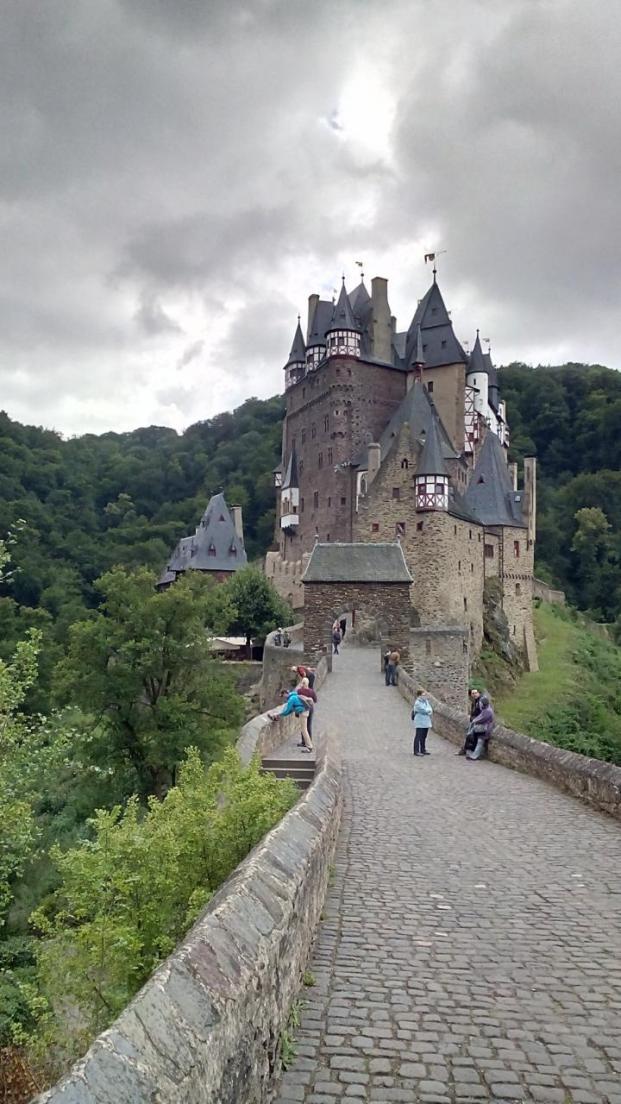 Romantische Burg Eltz