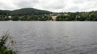 Stausee Untermaubach