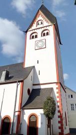 Evangelische Pfarrkirche von Nassau