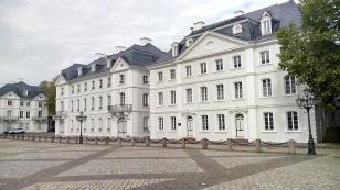 Der Handelshof am Ludwigsplatz