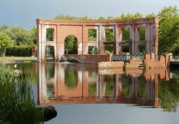 Wasseranlage im Bürgerpark