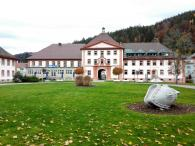 Das Rathaus von St. Blasius