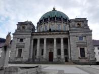 Der imposante Dom von St. Blasius