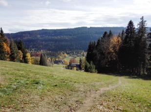 Blick von der Kesslerhöhe in Richtung unteres Seebachtal