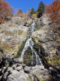 Die Wasserfälle von Todtnau
