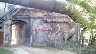 Urban Art in der Völklinger Hütte