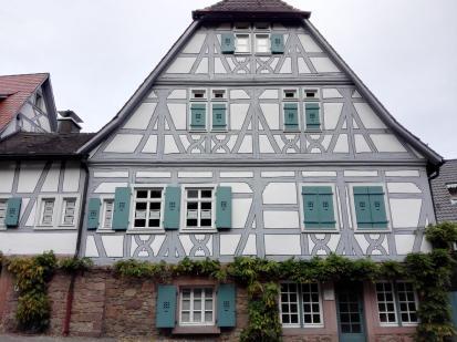 Hübsches Fachwerkhaus in Gernsbach