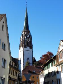 Die Kirche von Schönau