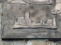 Abbild der alten Löwenburg