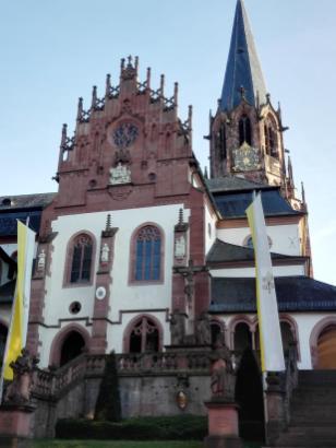Die katholische Stiftsbasilika
