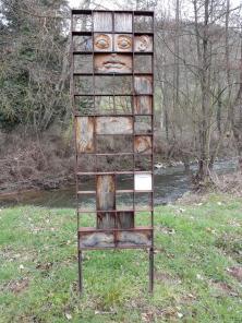 Kunstobjekte in Breuneberg am der Würmling