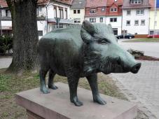 Wir sind in Eberbach