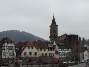 Das Zentrum von Eberbach