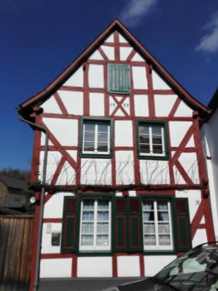 Schönes Fachwerkaus in Bad Bodendorf