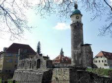 Ruine des alten Stadtschlosses
