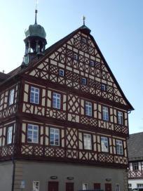 Hübsches Fachwerkhaus