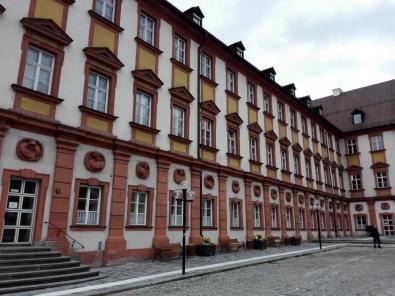 Seitenflügel des Alten Schlosses