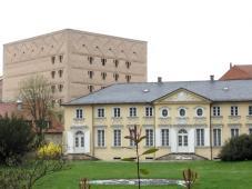 Seitenflügel des Neuen Schlosses am Hofgarten