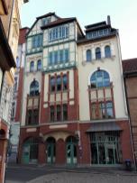 Haus am Rande der Altstadt