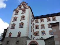 """Der """"Französische Bau"""" auf der Veste Heldburg"""