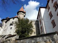Hexenturm der Veste Heldburg