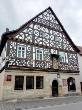 Happachsches Haus, erbaut 1605
