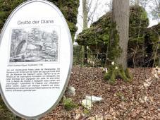Grotte der Diana
