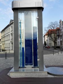Liquid-Chronometer - Zeitmessung mit Flüssigkeiten
