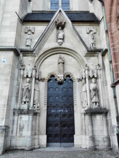 Hauptportal des Doms