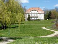 Parkvilla oberhalb des Schlossparks