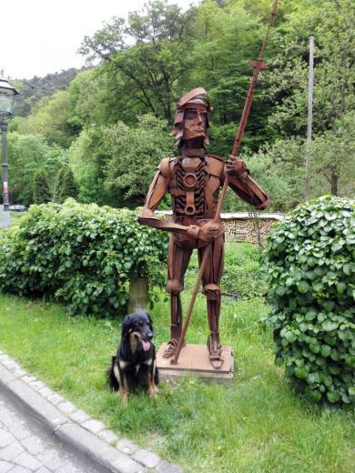 Doxi und der Ritter von Grenzau