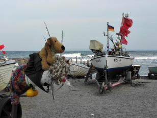 Boote im Hafen von Viet