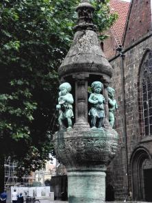 Brunnen am Dom