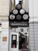 Der Rumhandel spielte im 18 Jahrhundert eine wichtige Rolle für Flensburg